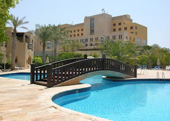 The Movenpick Resort & Spa, Dead Sea