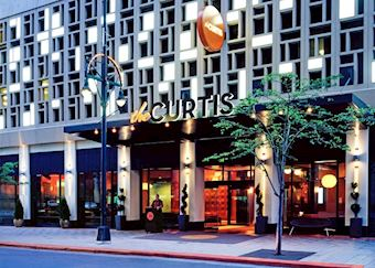 The Curtis Doubletree Hotel, Denver