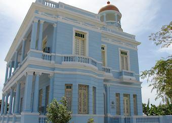 Palacio Azul, Cienfuegos
