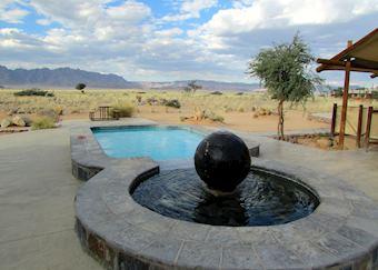 The Desert Camp,Sossusvlei