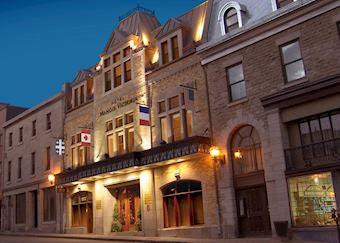 Hotel Manoir Victoria, Québec City