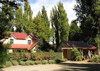 Tipiliuke Lodge, San Martin de los Andes