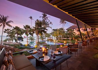 Full Moon Restaurant, Anantara Bo Phut Resort, Koh Samui