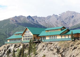 Grande Denali Lodge, Denali Park Entrance
