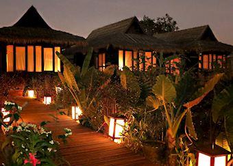 La Maison Birmane, Nyaung Shwe