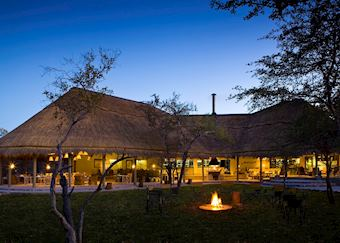 Mushara Bush Camp, Etosha National Park