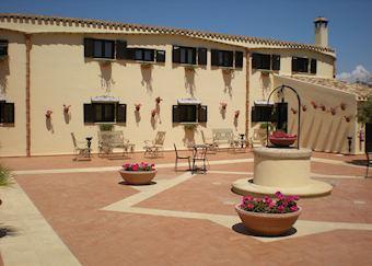 Hotel Foresteria Baglio della Luna, Agrigento