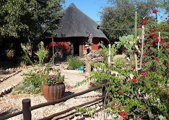 Gelbingen Lodge, Damaraland