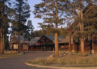 Old Faithful Lodge & Cabins, Yellowstone National Park