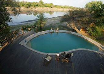 Track and Trail River Camp,South Luangwa National Park