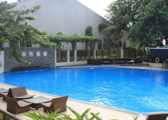 Pool, Manila Hotel, Manila