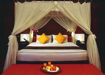 Garden Villa bedroom, Pavilions, Sanur