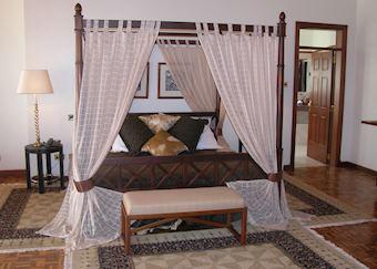 Bedroom, House of Waine, Nairobi