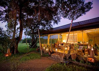 Main Area, Kicheche Mara Camp,Masai Mara