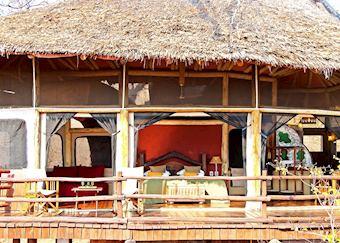 Treehouse, Tarangire Tree Tops, Tarangire National Park