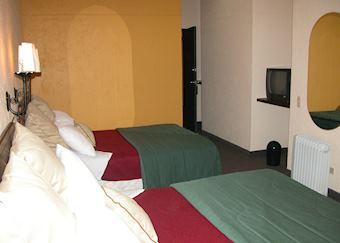 Standard room, Posada del Inca, Lake Titicaca, Puno