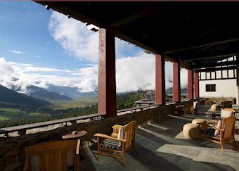 Gangtey Goenpa Lodge, Phobjikha