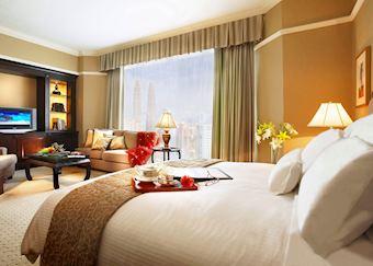 Executive deluxe, Ritz Carlton, Kuala Lumpur