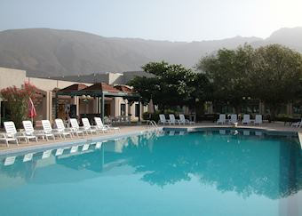 Pool, Golden Tulip, Nizwa
