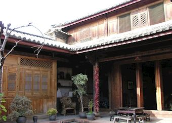 Laomadian Guesthouse, Shaxi