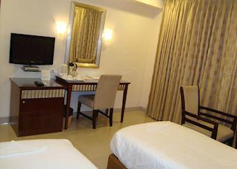 Standard room, Suba Palace, Mumbai (Bombay)