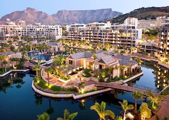 One & Only Cape Town, Spa Island