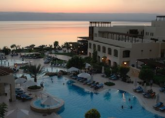 The Marriott Dead Sea Resort and Spa, The Dead Sea