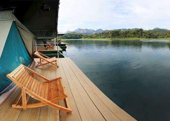 Elephant Hills Rainforest Camp, Khao Sok National Park