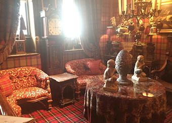 The Witchery by the Castle, Edinburgh