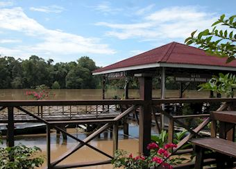 Kinabatangan River Lodge, Kinabatangan River