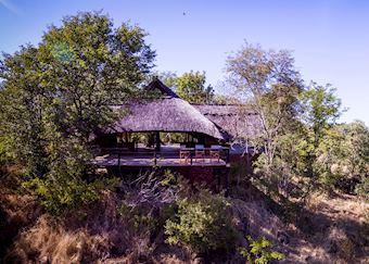 Masuwe Lodge, Victoria Falls Town, Zimbabwe