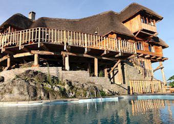 Kyaninga Lodge, Fort Portal