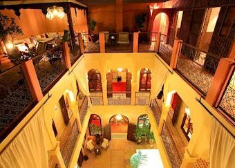 Riad Djemanna, Marrakesh