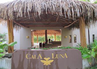 Entrance of Cala Luna, Tamarindo