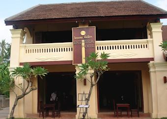 Inthira Hotel, Champasak