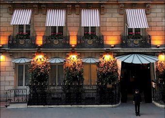 Hôtel Lancaster, Paris