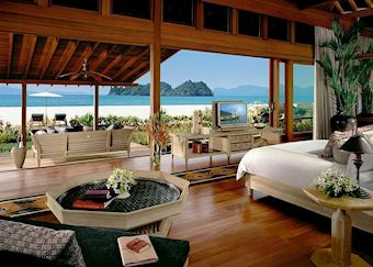 Beach Villa, The Four Seasons, Langkawi