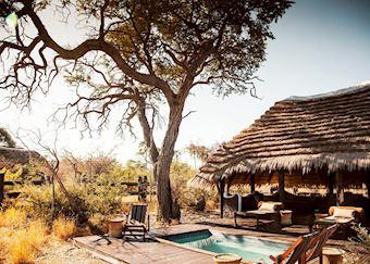 Camp Kalahari, Makgadikgadi Pans National Park