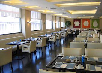 NH Centro Histórico, restaurant, Mexico City