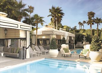 Cabana Pool, Viceroy Hotel Santa Monica, Los Angeles