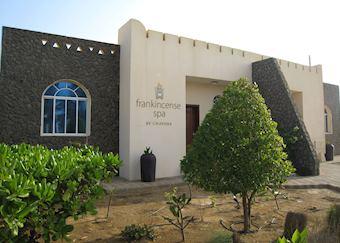 Frankincense Spa, Salalah Marriott Beach Resort