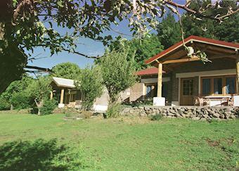 Estancia Huechahue, San Martin de los Andes