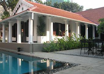 Park Street Hotel (Taru Villas), Colombo