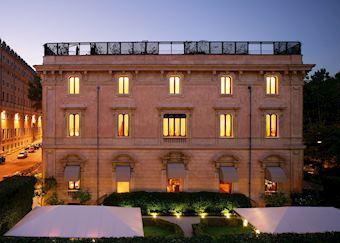 Villa Spalletti Trevelli, Rome