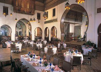 The Marriott Mena House Hotel, Cairo