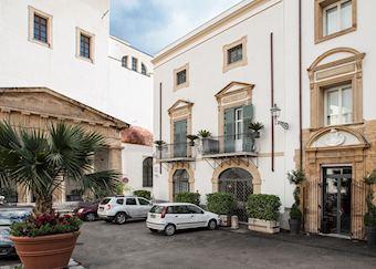 Palazzo Brunaccini, Palermo