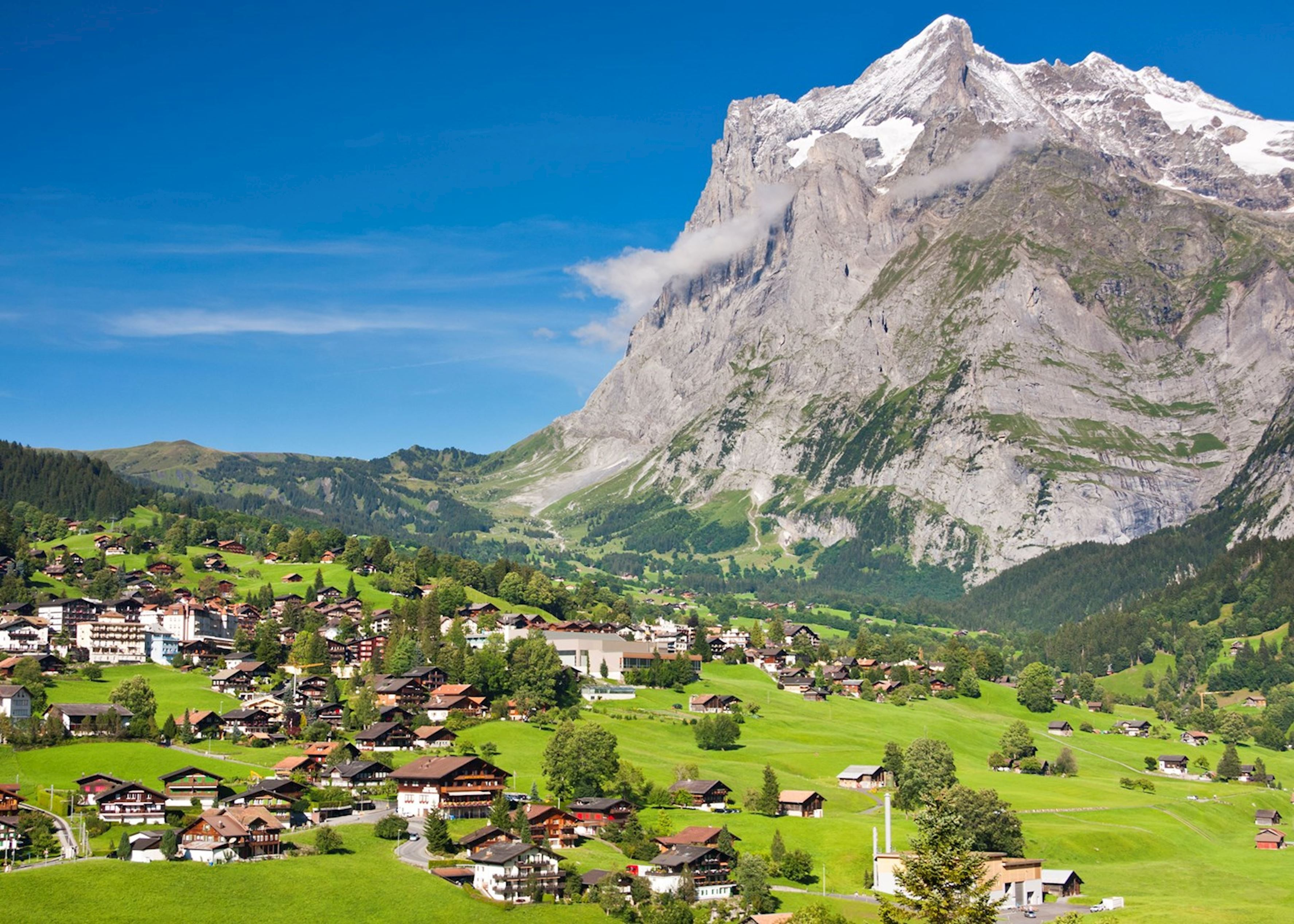 Visit Grindelwald on a trip to Switzerland | Audley Travel