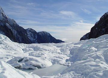 Franz Josef Glacier, West Coast
