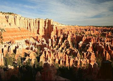 The Ampitheatre at Sunrise from Bryce Point, Bryce Canyon National Park