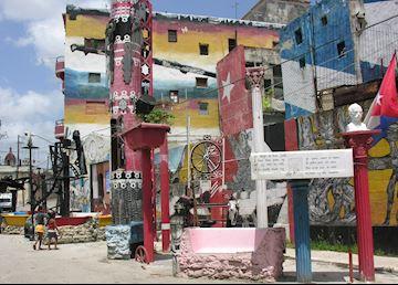 Callejon Hamel, Havana